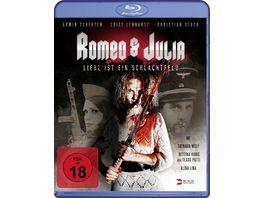 Romeo Julia Liebe ist ein Schlachtfeld
