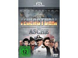 Feuersturm und Asche Der komplette Zwoelfteiler Fernsehjuwelen 8 DVDs