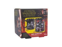 Paladone Products Ltd Star Wars Epis 9 Farbwechselbecher