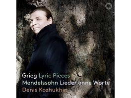 Grieg Lyric Pieces Mendelssohn Lieder ohne Worte
