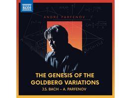 The Genesis of the Goldberg Variations