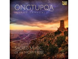 Oengtupqa Sacred Music of the Hopi Tribe