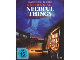 Stephen Kings Needful Things In einer kleinen Stadt Mediabook DVD Bonus DVD
