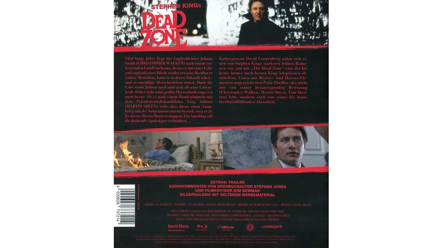 Stephen Kings The Dead Zone