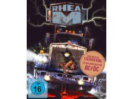 Stephen Kings Rhea M Es begann ohne Warnung Mediabook B DVD Bonus BR