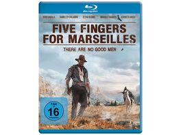 Five Fingers for Marseille