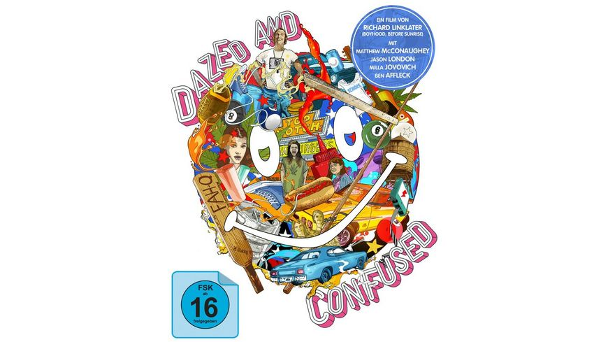 Dazed Confused Mediabook Bonus DVD