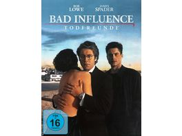 Todfreunde Bad Influence Mediabook DVD