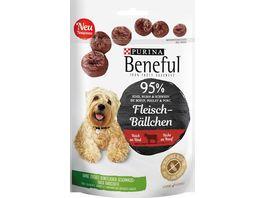 Purina Beneful Fleisch Baellchen Hundesnack