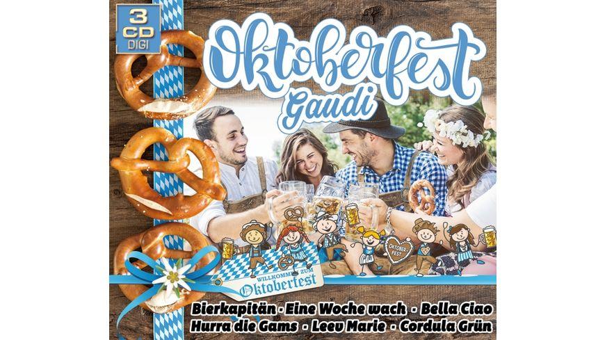 Oktoberfest Gaudi