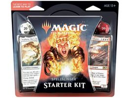 Magic the Gathering Hauptset 2020 Spellslinger Starter Kit deutsch