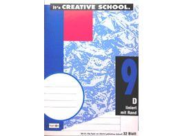 PAPERZONE Heft A5 Lineatur 9 32 Blatt