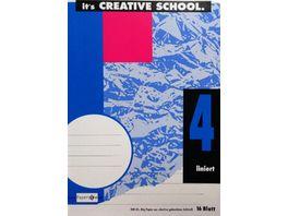 PAPERZONE Heft A5 Lineatur 4 16 Blatt