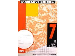 PAPERZONE Heft A5 Lineatur 7 32 Blatt