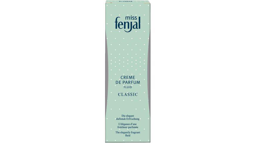 fenjal Miss Fenjal Creme de Parfum