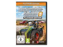 Landwirtschafts Simulator 19 Platinium Edition