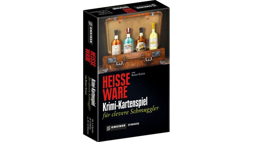 Gmeiner-Verlag - Heiße Ware