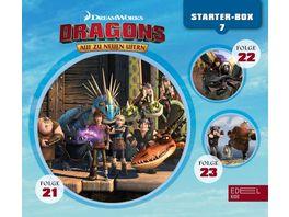 Dragons Auf zu neuen Ufern 7 Starter Box
