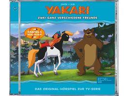 Yakari Verschiedene Freunde 37 Hoerspiel