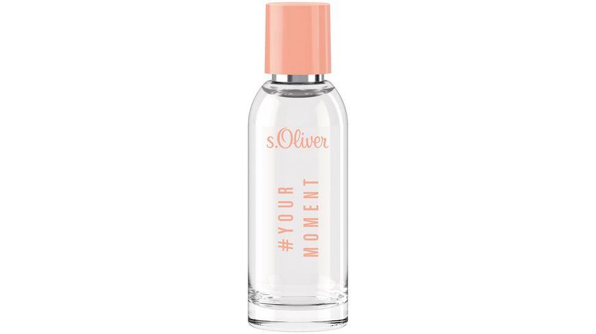 s Oliver YOURMOMENT Women Eau de Parfum