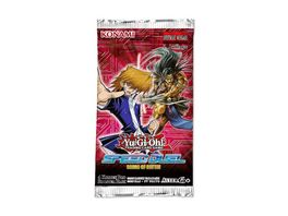Yu Gi Oh Sammelkartenspiel Speed Duel Scars of Battle Booster