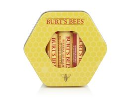 BURT S BEES Lip Balm Trio Tin Set