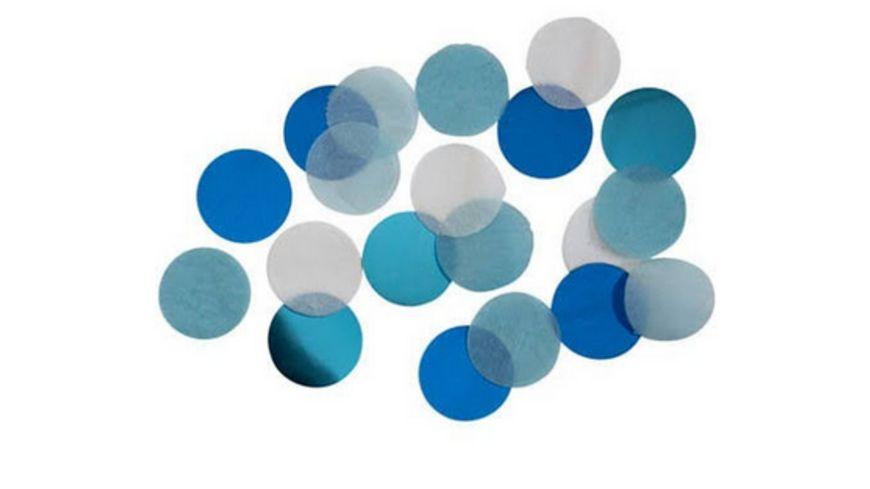 Amscan Deko Konfetti Sky Blue15g