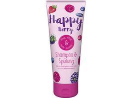 Buebchen Shampoo Spuelung Happy Berry
