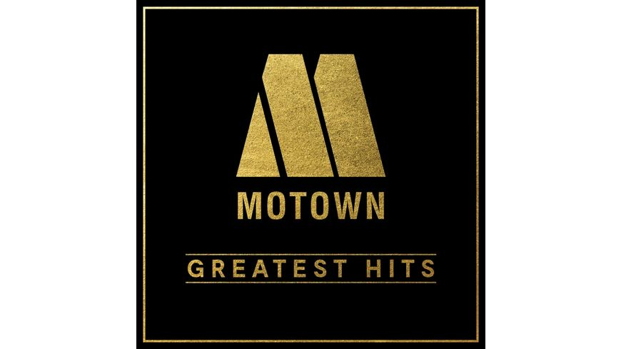 Motown Greatest Hits (2LP)