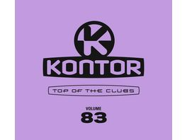 Kontor Top Of The Clubs Vol 83