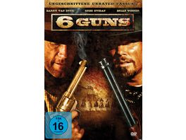 6 Guns Unrated Edition