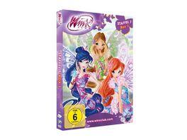 Winx Club Staffel 7 Box 1 2 DVDs