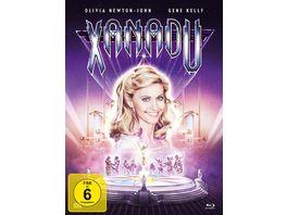 Xanadu Mediabook DVD