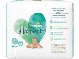 Pampers Windeln Pure Protection Groesse 1 2 5 kg