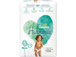 Pampers Windeln Pure Protection Groesse 5 11 kg