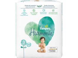 Pampers Windeln Harmonie Gr 3 Midi 6 10kg Tragepack 22ST