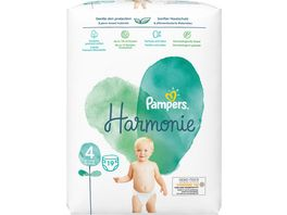 Pampers Pure Protection Groesse 4 9 14 kg