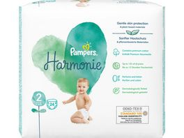 Pampers Windeln Pure Protection Groesse 2 4 8 kg