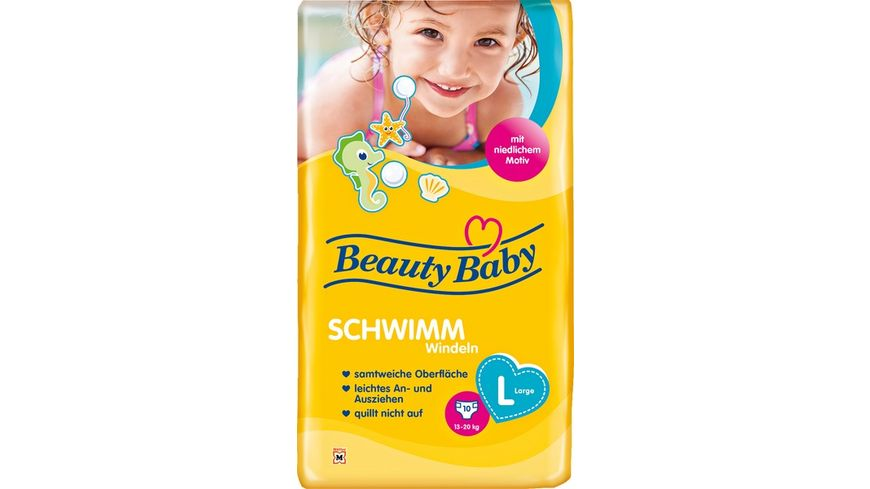 Beauty Baby Schwimmwindel large 13 20 kg