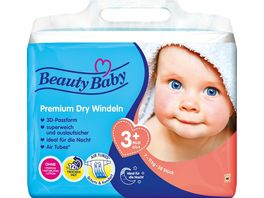 Beauty Baby Premium Dry Windeln Groe0e 3 Midi 7 11 kg