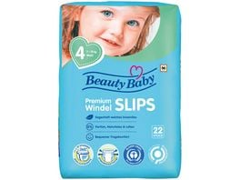 Beauty Baby Premium Windelslips Groesse 4 Maxi 7 15 kg