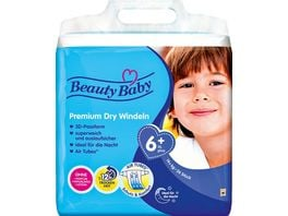 Beauty Baby Premium Dry Windeln Groesse 6 XL 14 kg