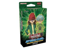 Yu Gi Oh Sammelkartenspiel Speed Duel Starter Decks Ultimate Predators