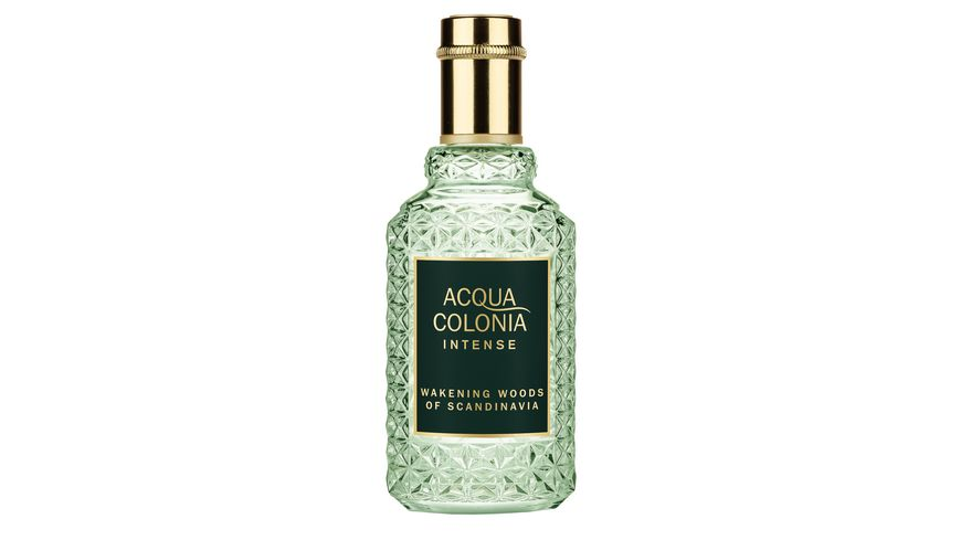 4711 ACQUA COLONIA Wakening Woods of Scandinavia Eau de Cologne