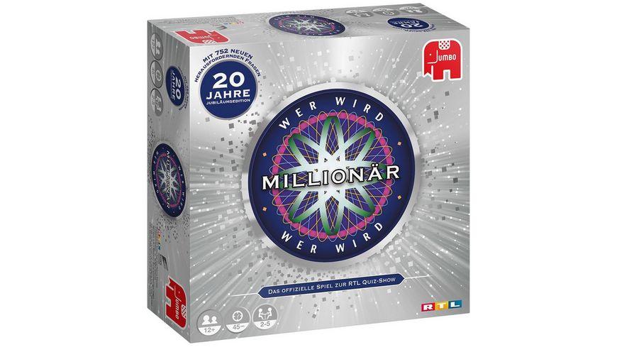 Jumbo Spiele Wer Wird Millionaer 20 Jahre Jubilaeumsausgabe