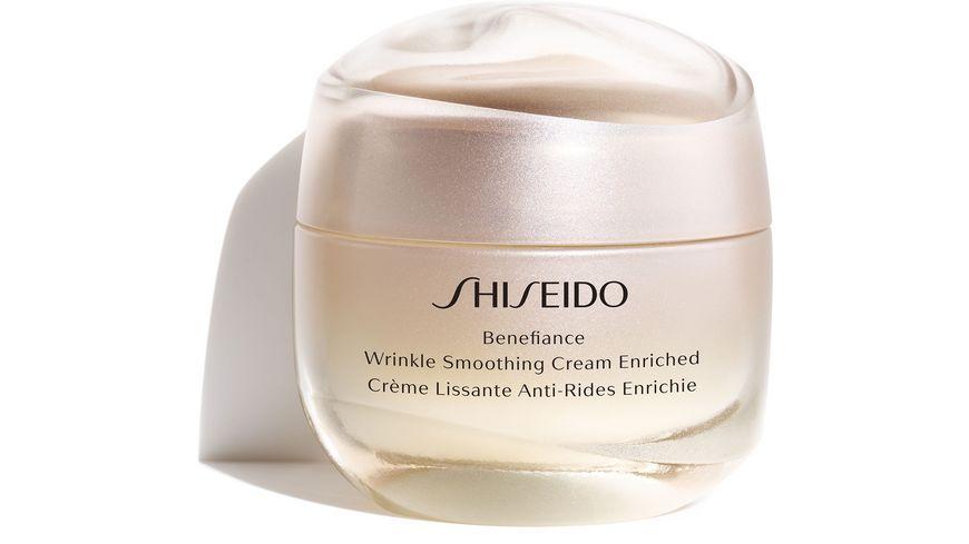 SHISEIDO Benefiance Wrinkle Smooth Cream Enriched