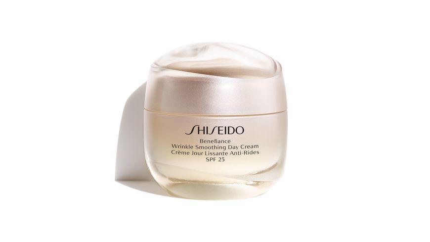 SHISEIDO Benefiance Wrinkle Smooth Day Cream