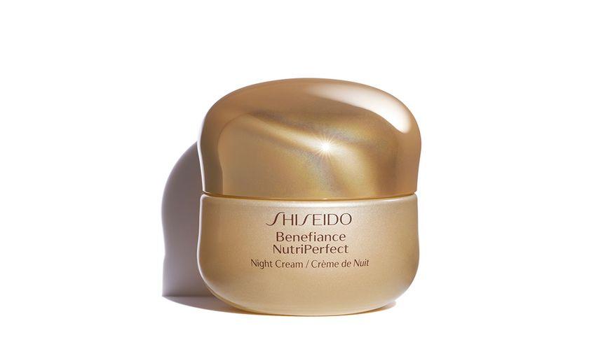 SHISEIDO Benefiance Nutri Perfect Night