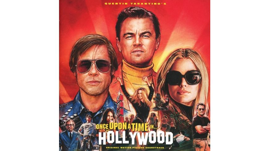 Quentin Tarantino s Once Upon a Time in Hollywood