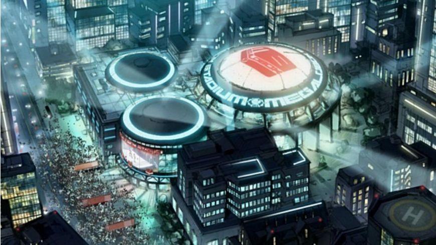 Megalobox Die komplette erste Staffel mit allen 13 Folgen LTD 4 BRs